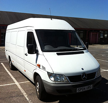 Man & Van Hire